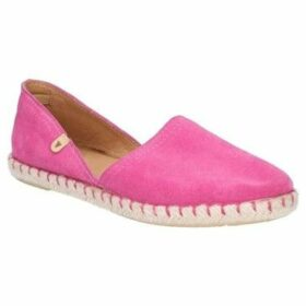 Hush puppies  Rosie Espadrille Womens Slip On Shoes  women's Espadrilles / Casual Shoes in Pink