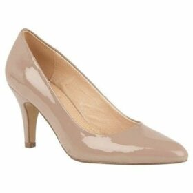 Lotus  Holly Womens Court Shoes  women's Court Shoes in Brown