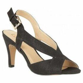 Lotus  Endive Womens Open Toes Sandals  women's Sandals in Black