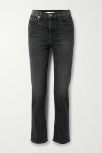 Burberry - Printed Silk-satin Twill Shirt - Red