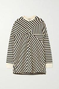 Nili Lotan - Alameda Leopard-print Silk-chiffon Blouse - Leopard print