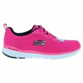 Skechers  Flex Appeal 13070 Sneakers de Mujer  women's Shoes (Trainers) in Pink