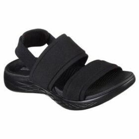 Skechers  On The Go 600 Foxy Womens Sandals  women's Sandals in Black