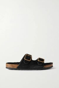 Maggie Marilyn - + Net Sustain Go Getter Pinstriped Woven Straight-leg Pants - Azure