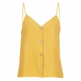 Betty London  KIRTEL  women's Blouse in Yellow