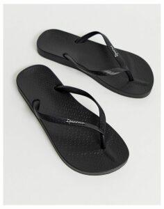 Ipanema flip flops-Black