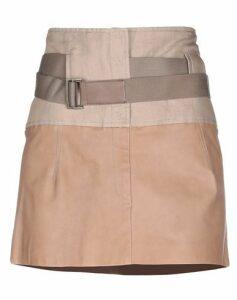 BRUNELLO CUCINELLI SKIRTS Mini skirts Women on YOOX.COM