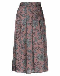 ALPHA STUDIO SKIRTS 3/4 length skirts Women on YOOX.COM