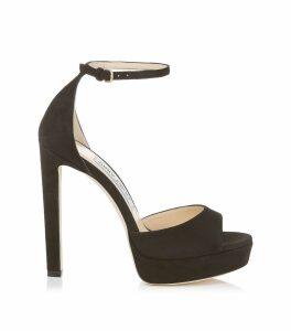 Pattie 130 Suede Sandals