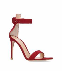 Suede Portofino Sandals 105