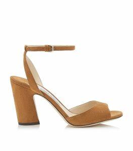 Miranda 85 Suede Sandals