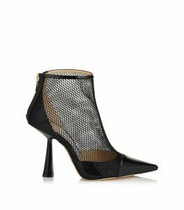 Kix 100 Mesh Ankle Boots