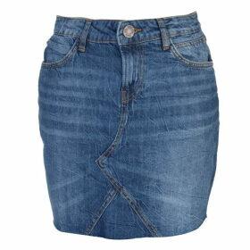 Noisy May Noisy Ayla Skirt - Medium Blue
