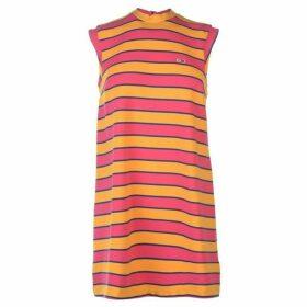 Tommy Jeans Tommy Stripe Dress - FUCHSIA PURPLE