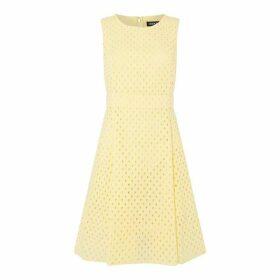 DKNY Occasion Sleeveless Band Dress - Daisy