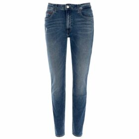 Tommy Jeans High Rise Santanna Jeans - Joy Mid
