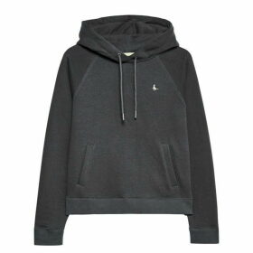 Jack Wills Collingdon Hoodie - Black 004