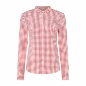 Jack Wills Prewitt Shirt - Pnk Gingham