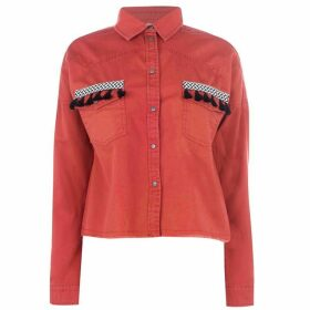 Noisy May Marin Shirt - Tandoori
