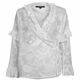 French Connection Blouse - Summer White