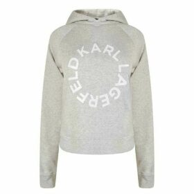 Karl Lagerfeld Hooded Sweatshirt