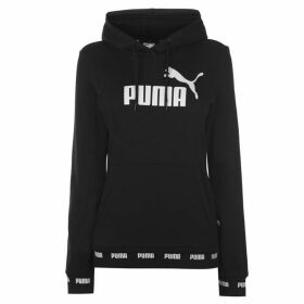 Puma Puma Amplified Hoody Womens - Black 01