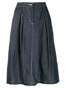 Société Anonyme Marion denim skirt - Blue