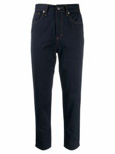Société Anonyme cropped slim jeans - Blue