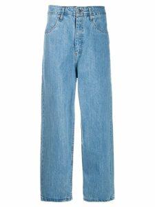 Société Anonyme wide-leg jeans - Blue