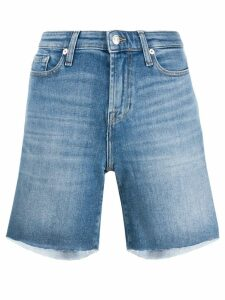 7 For All Mankind Boy denim shorts - Blue