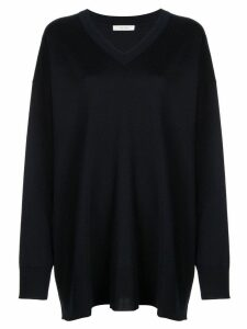 The Row oversized jumper - Blue