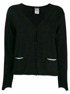 Kristensen Du Nord V-neck cardigan - Black