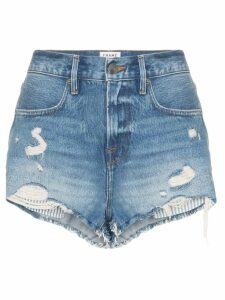 FRAME Le Stevie shorts - Blue