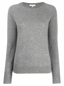 Equipment round neck jumper - Grey