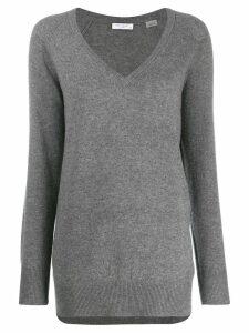 Equipment V-neck jumper - Grey