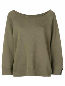 Nili Lotan Luka sweatshirt - Green