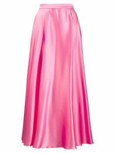 MSGM full maxi skirt - PINK