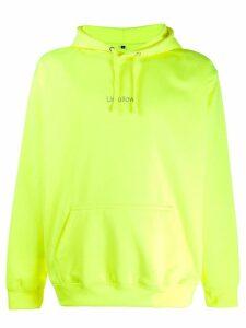 F.A.M.T. logo hoodie - Yellow