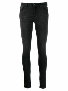 Diesel Slandy super skinny jeans - Grey