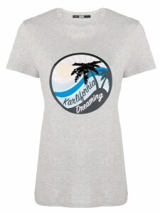 Karl Lagerfeld Karlifornia T-shirt - Grey