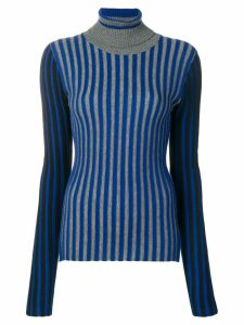 Sonia Rykiel turtle neck jumper - Grey