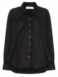 Marques'Almeida ring-embellished shirt - Black