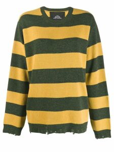 Marc Jacobs striped jumper - Green
