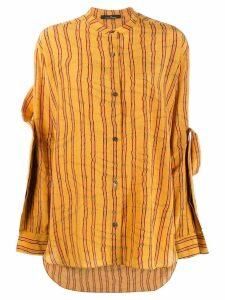 Rokh oversized shirt - Yellow