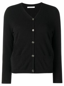 Chinti & Parker v-neck cashmere sweater - Black