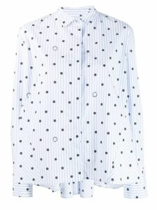 Karl Lagerfeld Karl Dots shirt - Blue
