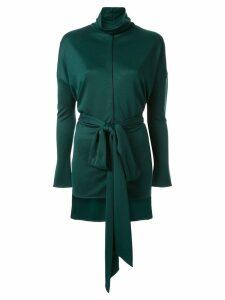 Layeur tie waist blouse - Green