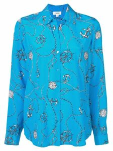 L'Agence Nina blouse - Blue
