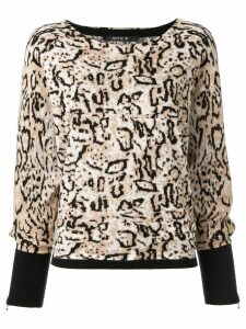 Kitx leopard print sweater - Multicolour