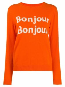 Chinti & Parker Bonjour jumper - Orange